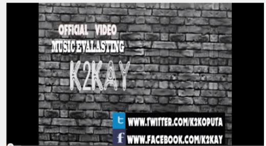K2KAY Muzik evalastin video@K2Koputa - YouTube